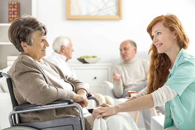 Nursing Home Care Vs Assisted Living A Place For Mom