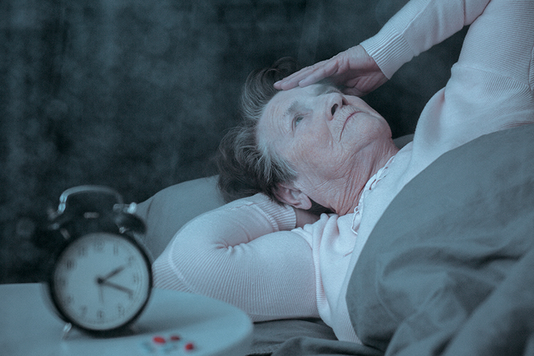 Elderly Insomnia