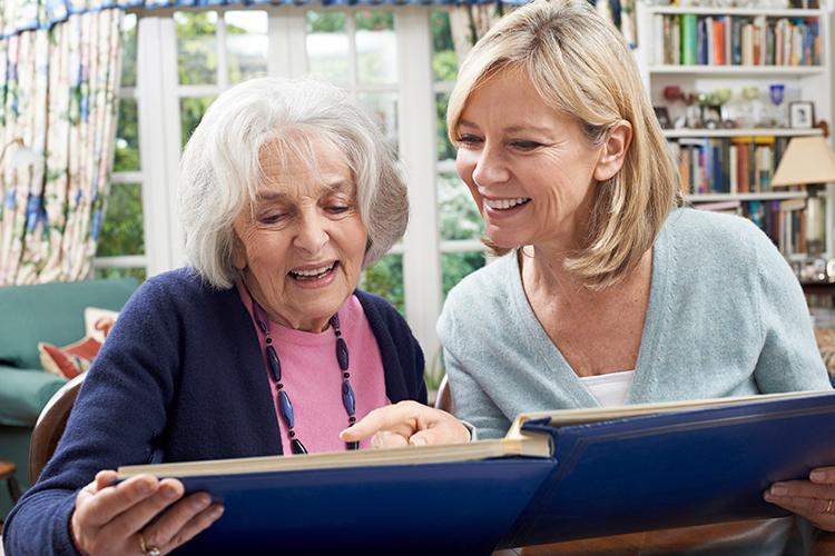 Memory Care Checklist