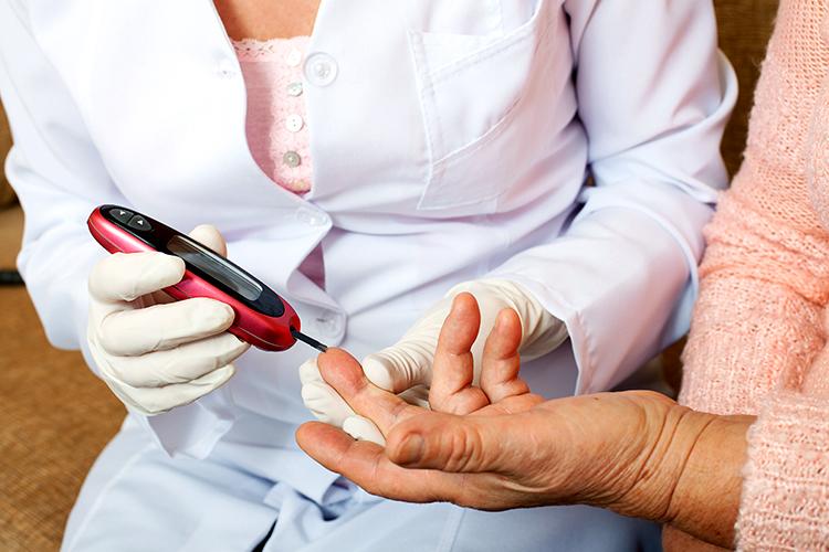 Type 2 Diabetes In Seniors