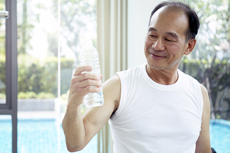 CAUSES OF SENIOR DEHYDRATION