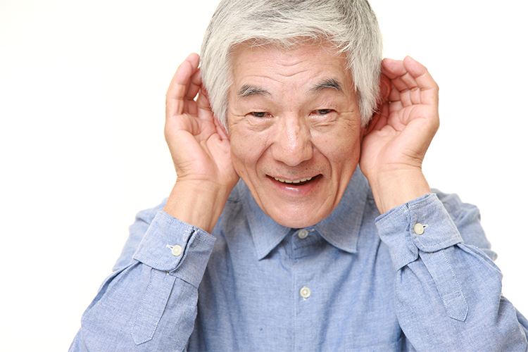 Hearing Loss In Seniors