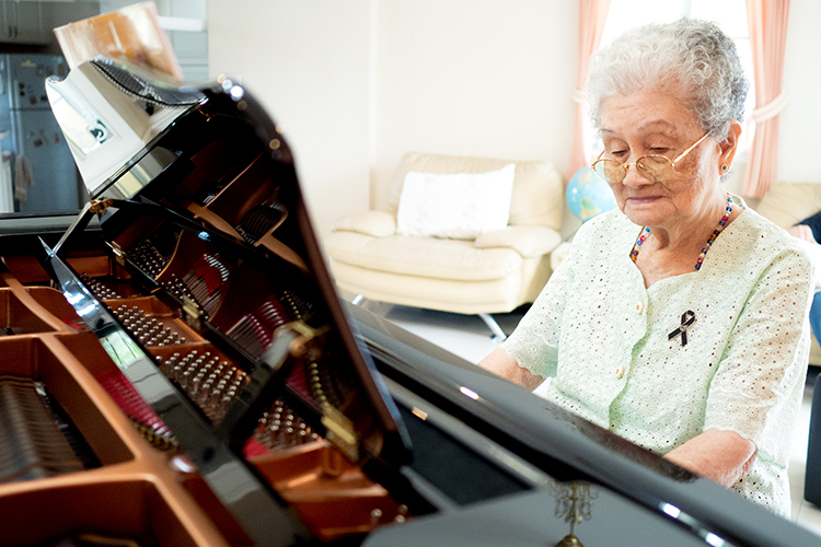 Dementia Therapy And Music