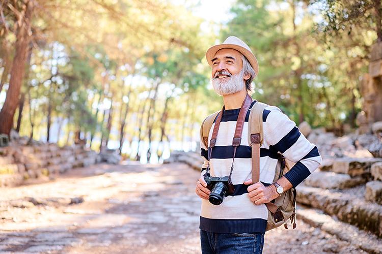 Tips For Safe Senior Travel